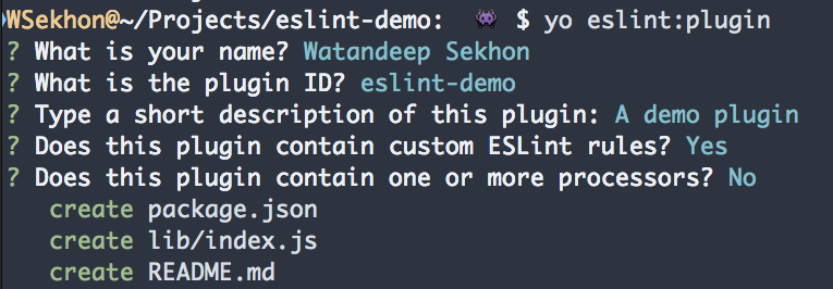 Writing your own ESLint Plugins | Frontend Mayhem
